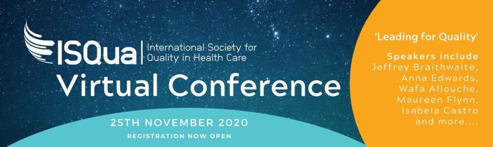 ISQUA Virtual Conference