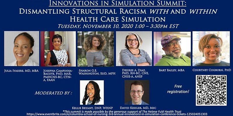 dismantling racism through medical simulation
