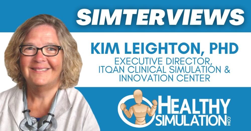 Kim Leighton Simterview