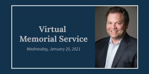 Chad Epps Virtual Memorial Service