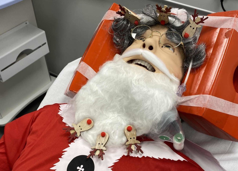 Christmas Simulation