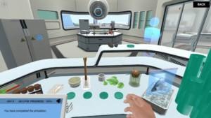 Labster Virtual Lab