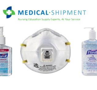 Medical Shipment PPE