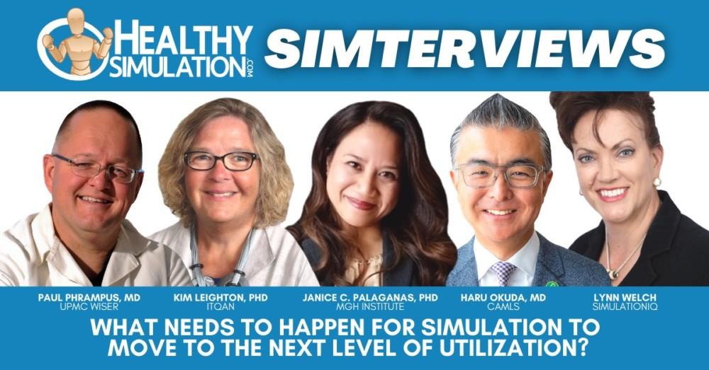 Simterivews Next Level Utilization