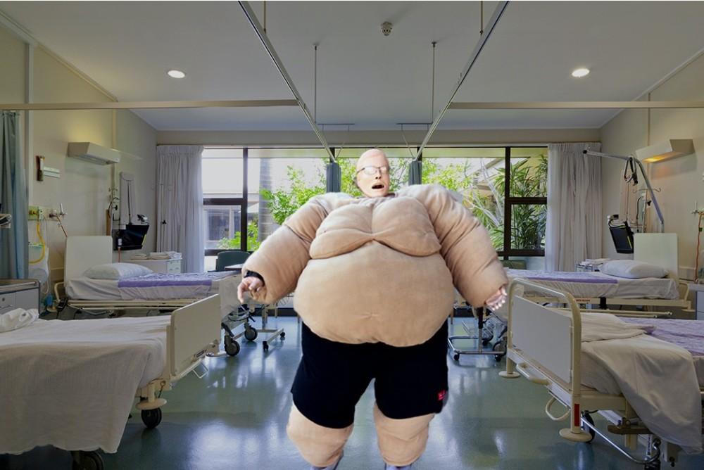 bariatric simulator diamedical