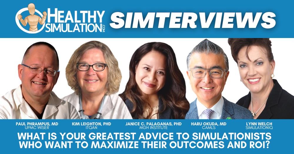Simterviews Improving ROI