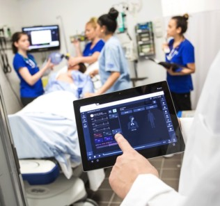 Adaptive Learning in Healthcare