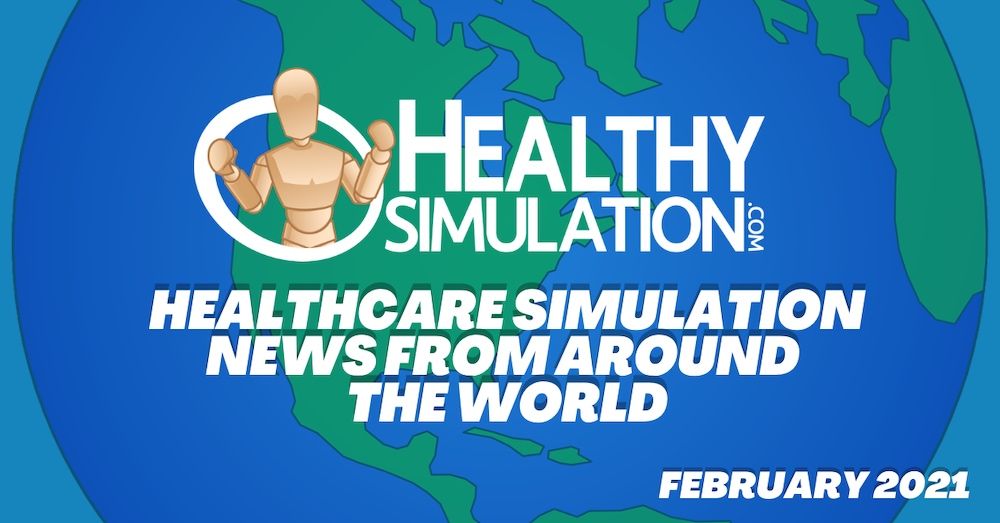 Simulation-News From Around the World February 202