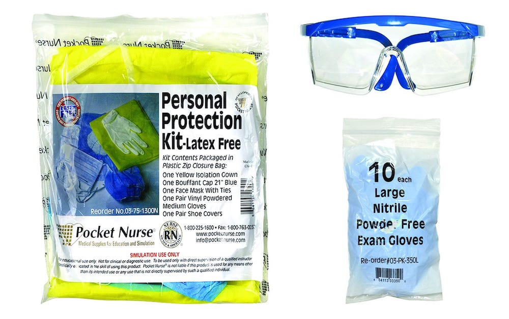 Pocket Nurse Infection Control