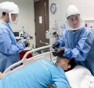 medical simulation important industry in the world
