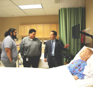 Gurnick Simulation Center