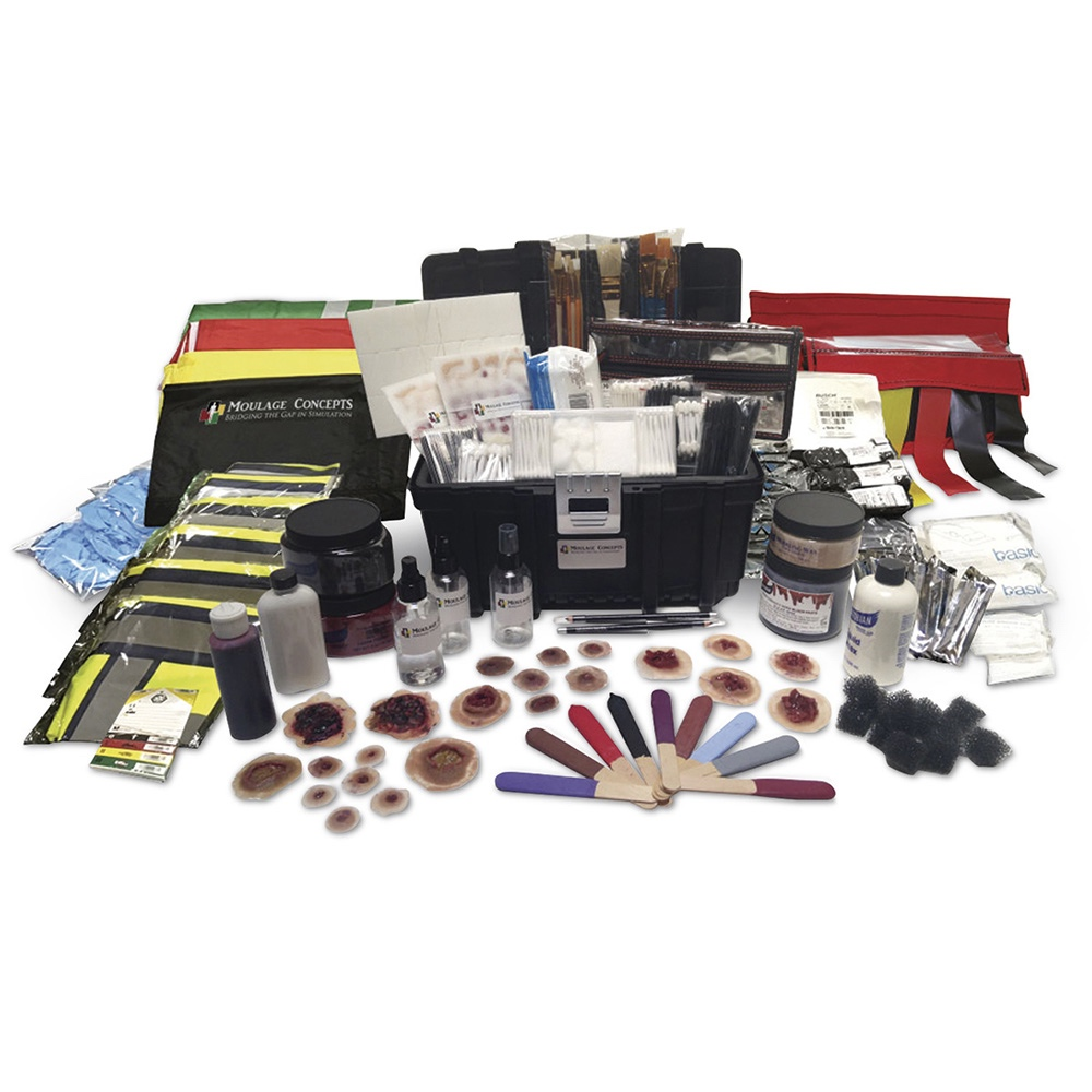 Moulage Materials