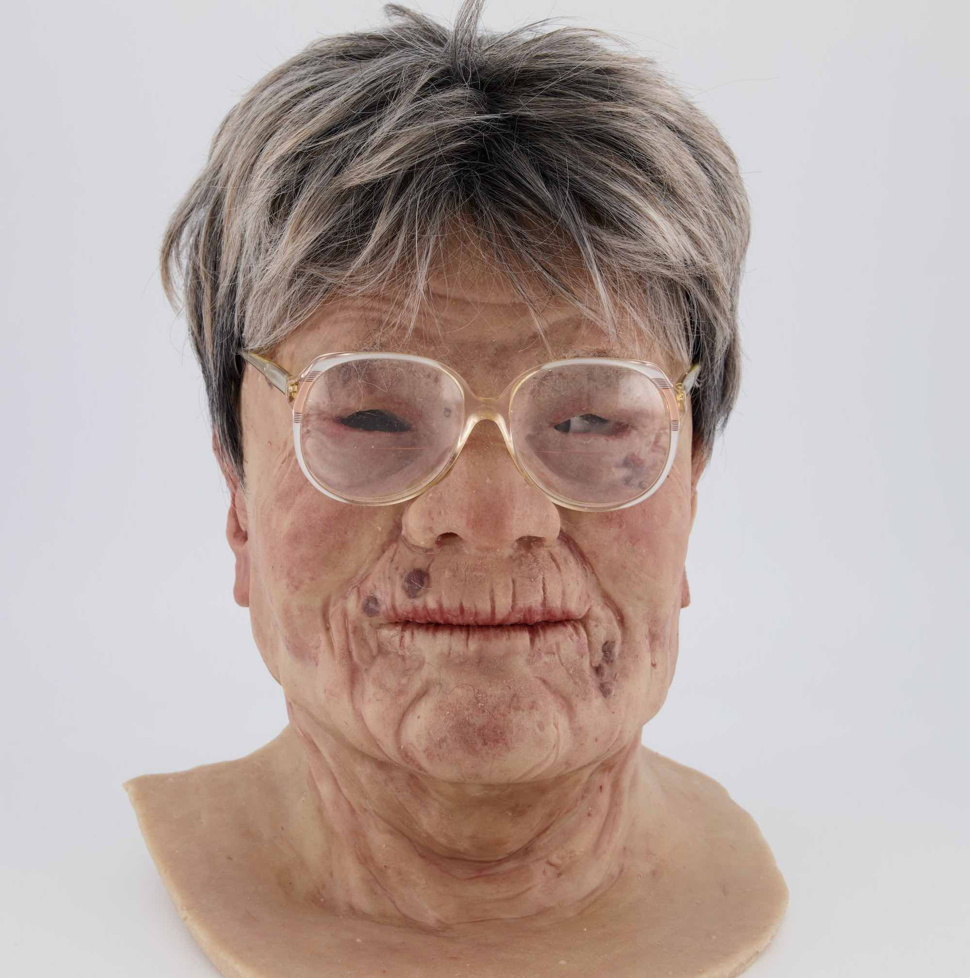Simulated Patient Masks