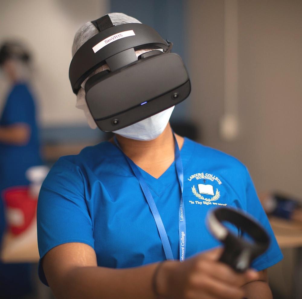 Virtual Reality: Nursing