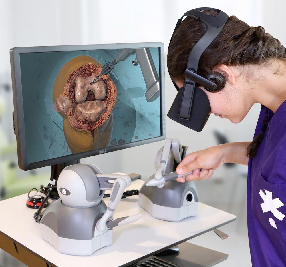 Virtual Reality: Surgery