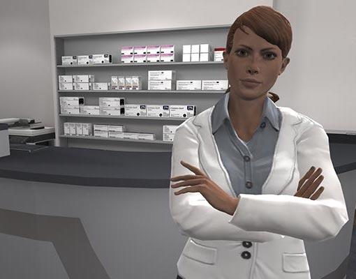 Pharmacy Simulation