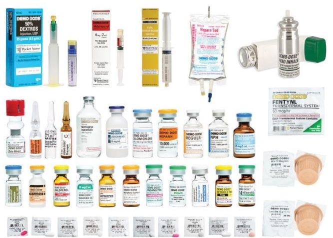 Simulated Medications