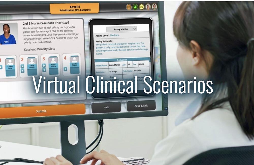 virtual nursing sentinel u