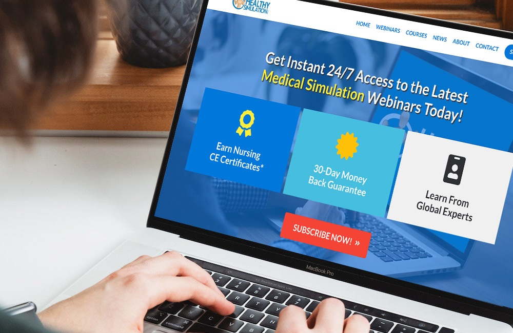 healthysimulation.com august webinars