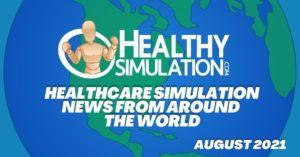 Healthcare Simulation news August 2021