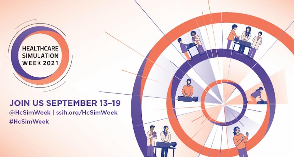 Healthcare Simulation Week 2021