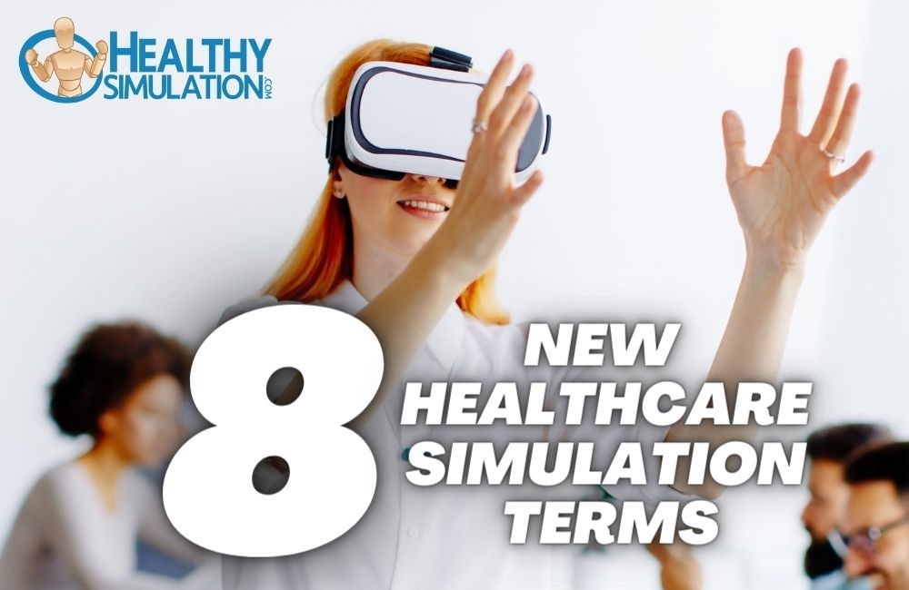 8 healthcare simulation terms