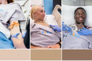 Avkin Diverse Skin Tones