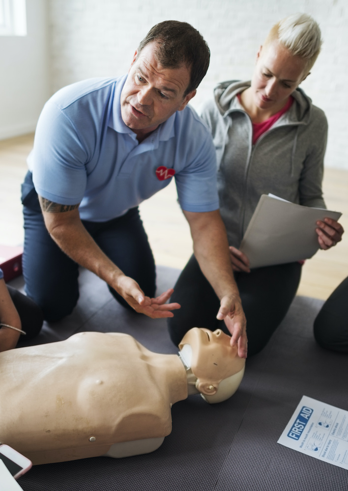 Resuscitation Program Development