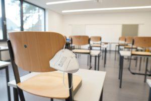 clinical-simulation covid-19 classroom