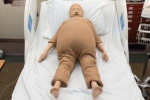 Pocket Nurse Bariatric Simulator