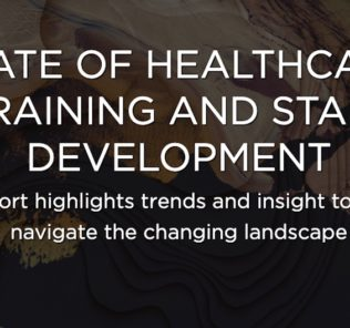 state of healthcare training 2021