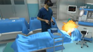 VR Simulation Training Is Now A Reality with 'Fire in the OR' from Health Scholars