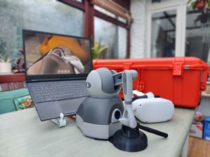 World's First Haptic & VR Dental Simulator Provides Remote Training Opportunities