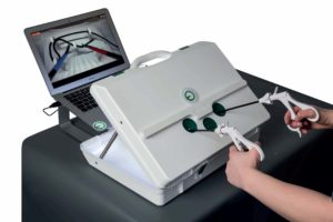 eoSurgical's Innovative Lap Sim Instrument Tracking Goes Mobile